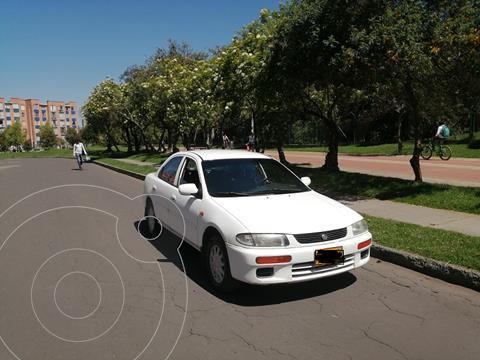 Mazda Allegro 1.6 Sinc. usado (1996) color Blanco precio $9.000.000