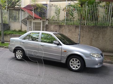 Mazda Allegro Auto. 1.8 usado (2002) color Plata precio u$s3.000
