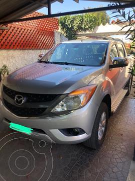 Mazda BT-50 3.2 SDX High 4x4 Aut  usado (2016) color Plata precio $18.300.000