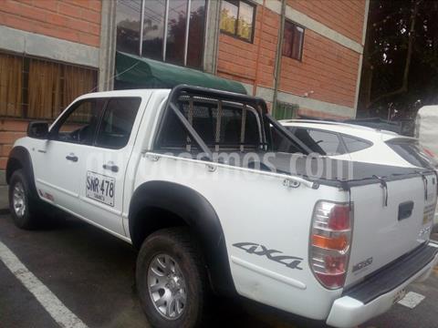 Mazda BT-50 Doble Cabina 2.5L 4x4 Di usado (2012) color Blanco precio $42.000.000