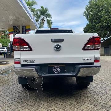 Mazda BT-50 3.2L Profesional 4x4 Aut   usado (2018) color Blanco precio $117.000.000