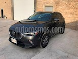 Foto venta Auto usado Mazda CX-3 i Grand Touring (2017) color Gris Meteoro precio $286,000