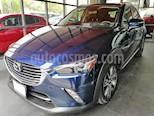 Foto venta Auto usado Mazda CX-3 i Grand Touring (2017) color Azul Marino precio $261,000