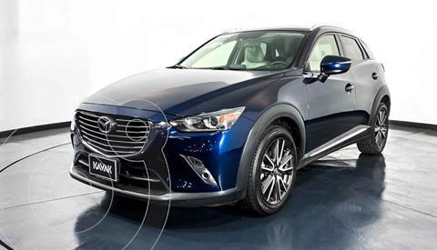 Mazda CX-3 i Grand Touring usado (2017) color Azul precio $282,999