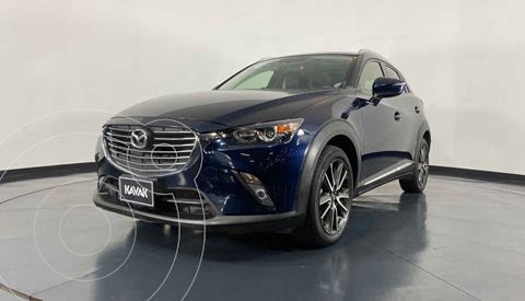 Mazda CX-3 i Grand Touring usado (2017) color Azul precio $277,999