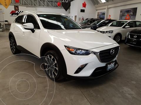 Mazda CX-3 i Sport 2WD usado (2019) color Blanco financiado en mensualidades(enganche $88,498 mensualidades desde $6,395)