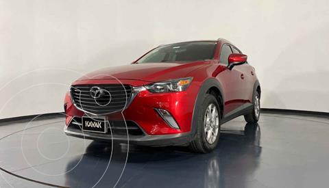 Mazda CX-3 i 2WD usado (2018) color Rojo precio $302,999