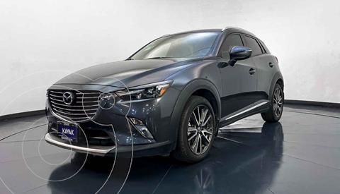Mazda CX-3 i Grand Touring usado (2017) color Gris precio $299,999