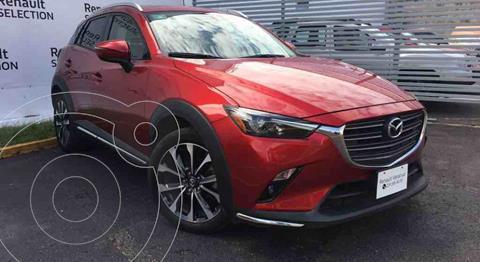 Mazda CX-3 i Grand Touring usado (2019) color Rojo precio $350,000