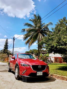 Mazda CX-3 i Sport 2WD usado (2017) color Rojo precio $199,000