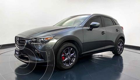Mazda CX-3 i 2WD usado (2019) color Gris precio $317,999