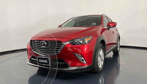 Mazda CX-3 i Sport 2WD usado (2017) color Rojo precio $282,999