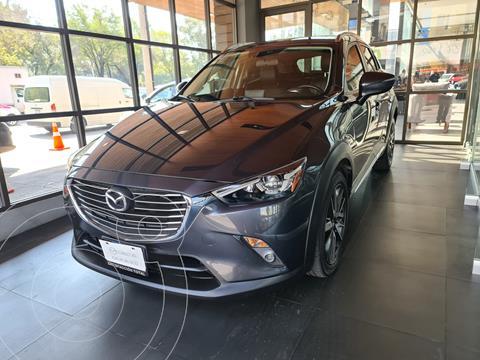 Mazda CX-3 i Sport 2WD usado (2017) color Gris Meteoro precio $275,000