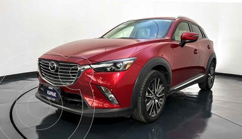 Mazda CX-3 i Grand Touring usado (2017) color Rojo precio $281,999