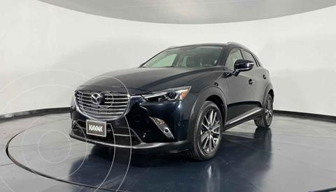 Mazda CX-3 i Grand Touring usado (2017) color Negro precio $299,999