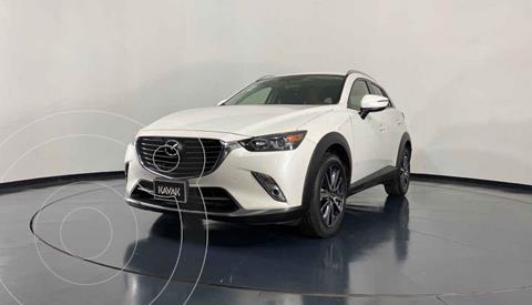 Mazda CX-3 i Sport 2WD usado (2018) color Blanco precio $302,999