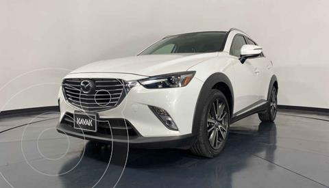 Mazda CX-3 i Grand Touring usado (2017) color Blanco precio $289,999
