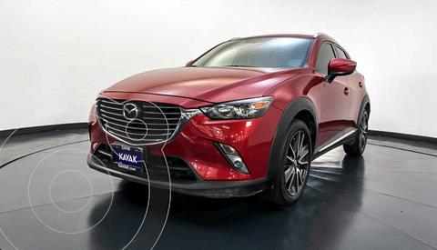 Mazda CX-3 i Grand Touring usado (2017) color Rojo precio $277,999