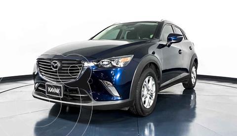 Mazda CX-3 i 2WD usado (2018) color Azul precio $294,999
