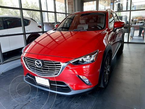 Mazda CX-3 i Grand Touring usado (2017) color Rojo precio $260,000