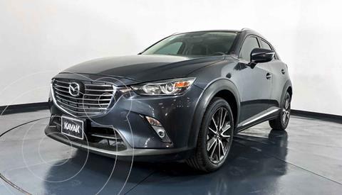 Mazda CX-3 i Grand Touring usado (2017) color Gris precio $277,999