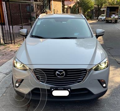 Mazda CX-3 i Grand Touring usado (2018) color Blanco Cristal precio $315,000