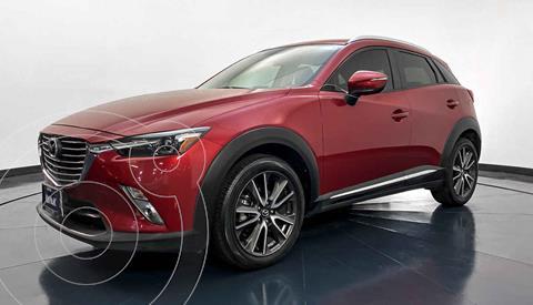 Mazda CX-3 i Grand Touring usado (2017) color Rojo precio $292,999