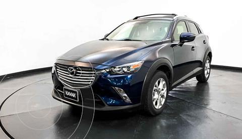 Mazda CX-3 i Sport 2WD usado (2017) color Azul precio $279,999