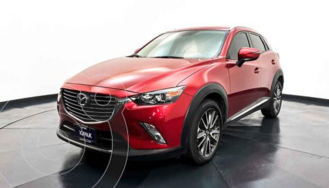 Mazda CX-3 i Grand Touring usado (2017) color Rojo precio $274,999