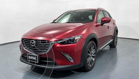 Mazda CX-3 i Grand Touring usado (2017) color Rojo precio $297,999