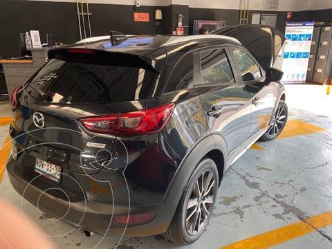 Mazda CX-3 i Grand Touring usado (2017) color Negro precio $270,000