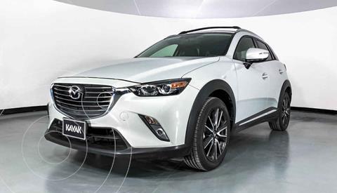 Mazda CX-3 i Grand Touring usado (2017) color Plata precio $274,999