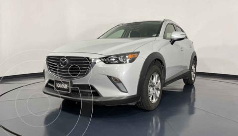Mazda CX-3 i 2WD usado (2018) color Plata precio $292,999
