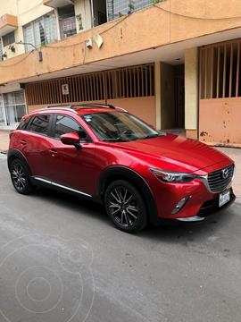 Mazda CX-3 i Grand Touring usado (2016) color Rojo precio $259,000