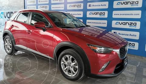 Mazda CX-3 i Sport 2WD usado (2017) color Rojo financiado en mensualidades(enganche $100,310 mensualidades desde $10,711)