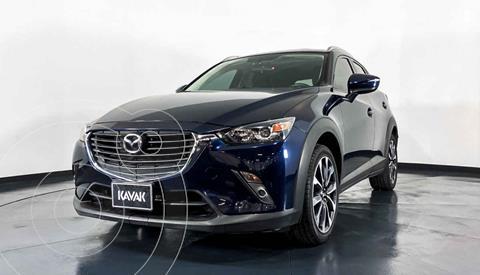 Mazda CX-3 i Sport 2WD usado (2018) color Azul precio $299,999