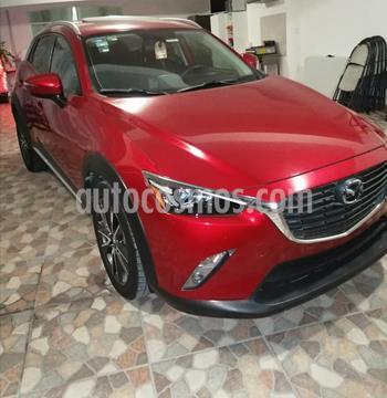 Mazda CX-3 i Grand Touring usado (2017) color Rojo precio $294,900