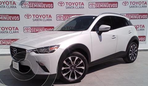 Mazda CX-3 i Sport 2WD usado (2019) color Plata Dorado precio $338,000