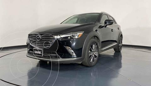 Mazda CX-3 i Grand Touring usado (2018) color Negro precio $319,999