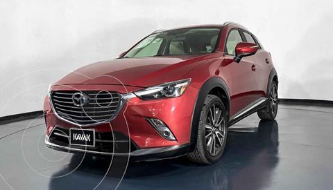 Mazda CX-3 i Grand Touring usado (2017) color Rojo precio $294,999