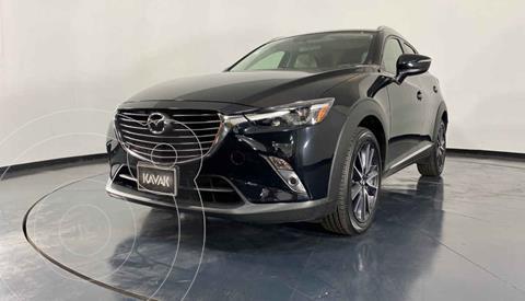 Mazda CX-3 i Grand Touring usado (2018) color Negro precio $324,999