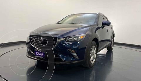 Mazda CX-3 i Sport 2WD usado (2017) color Azul precio $272,999