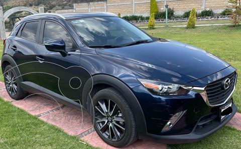 Mazda CX-3 i Sport 2WD usado (2018) color Azul Marino precio $270,000