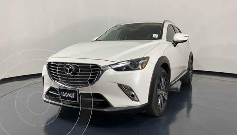 Mazda CX-3 i Grand Touring usado (2018) color Blanco precio $322,999