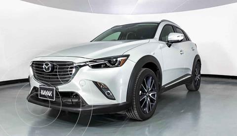 Mazda CX-3 i Grand Touring usado (2018) color Plata precio $322,999