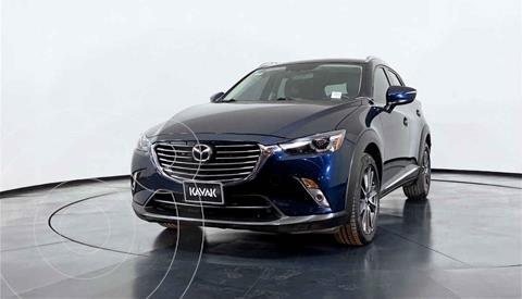 Mazda CX-3 i Grand Touring usado (2017) color Azul precio $297,999