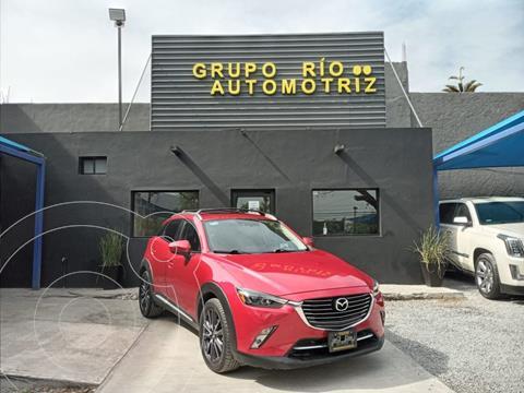 Mazda CX-3 i Grand Touring usado (2018) color Rojo precio $305,000