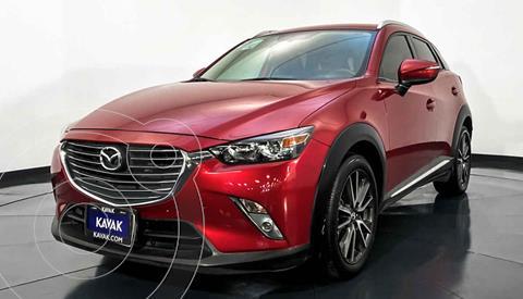 Mazda CX-3 i Grand Touring usado (2017) color Rojo precio $269,999