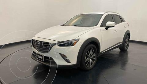 Mazda CX-3 i Grand Touring usado (2017) color Blanco precio $299,999