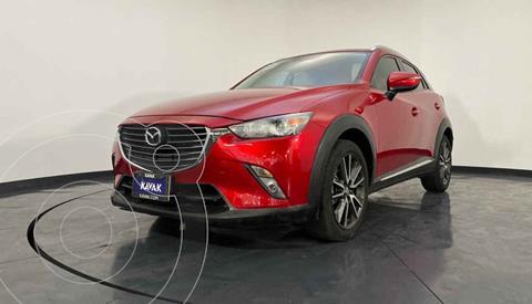 Mazda CX-3 i Grand Touring usado (2016) color Rojo precio $272,999